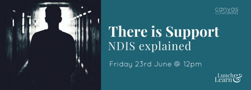 NDIS disability support
