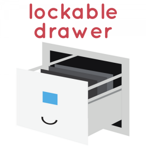 Loackable Drawer - Product