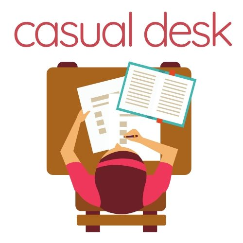 Casual Desk at Canvas Coworking Toowoomba