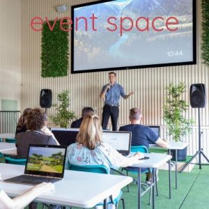 Event Space - Branson Room - Canvas Coworking Toowoomba