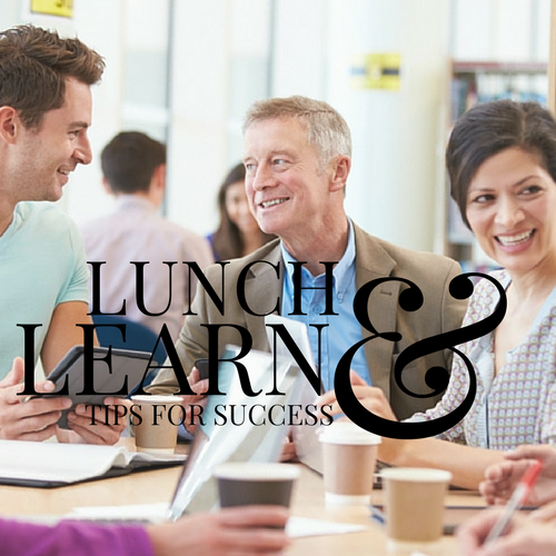 Lunch and Learn at Canvas Coworking Toowoomba