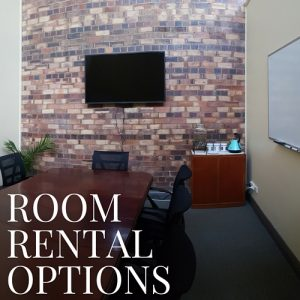 Room Rental Options