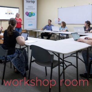 Tesla Room - Training and Workshops - Canvas Coworking Toowoomba