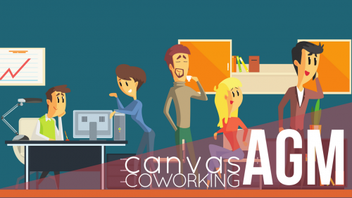 Canvas Coworking Inc Annual General Meeting