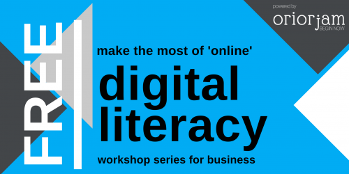 Digital Literacy Workshop Series for Business
