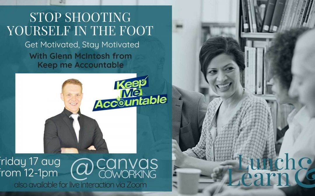 Recording – Stop Shooting Yourself in the Foot
