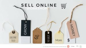 sell online ecommerce workshop