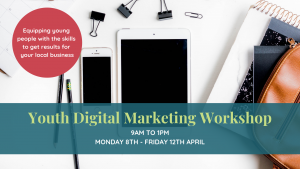 youth digital marketing workshop
