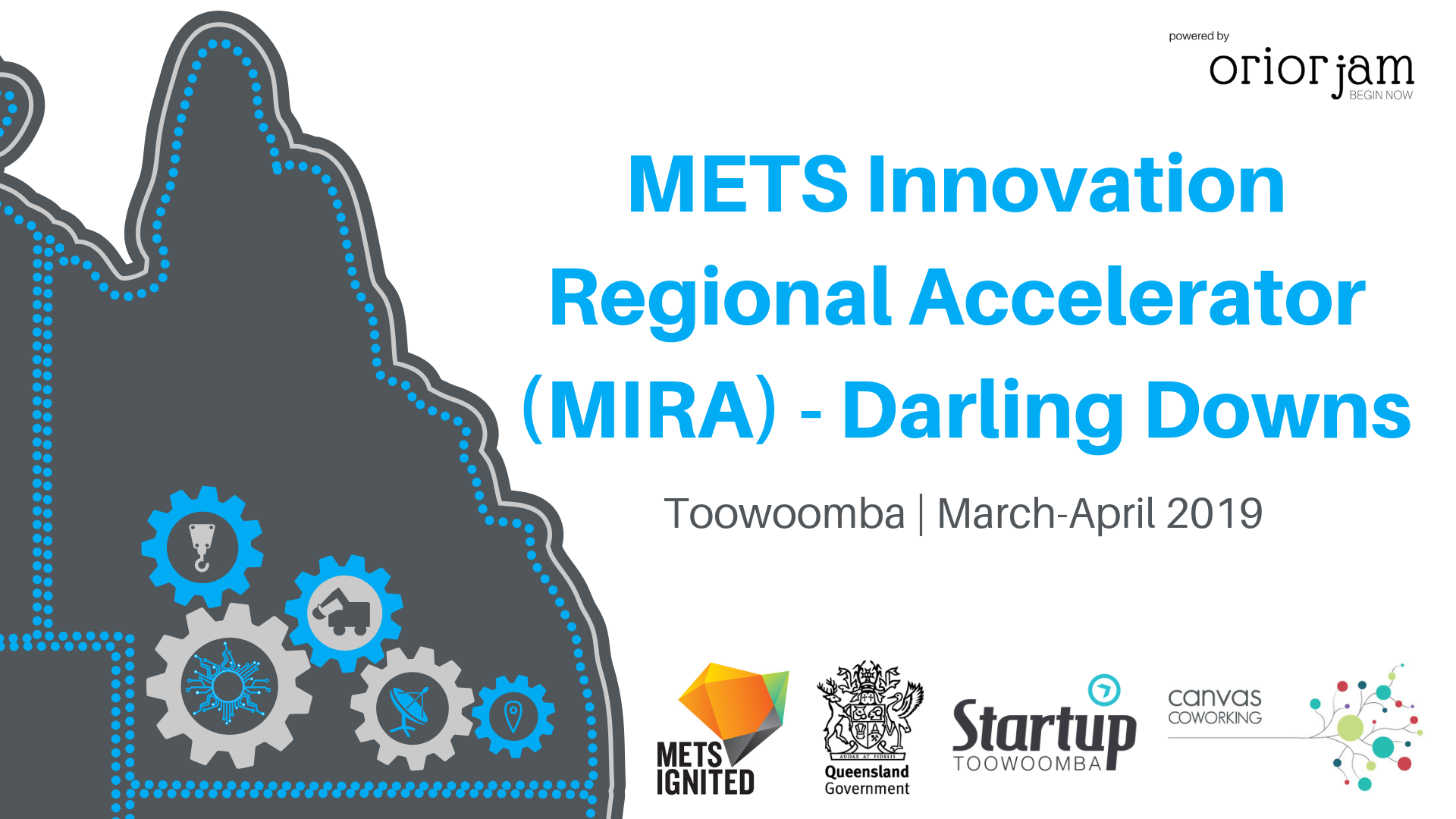 METS Innovation Regional Accelerator – Darling Downs
