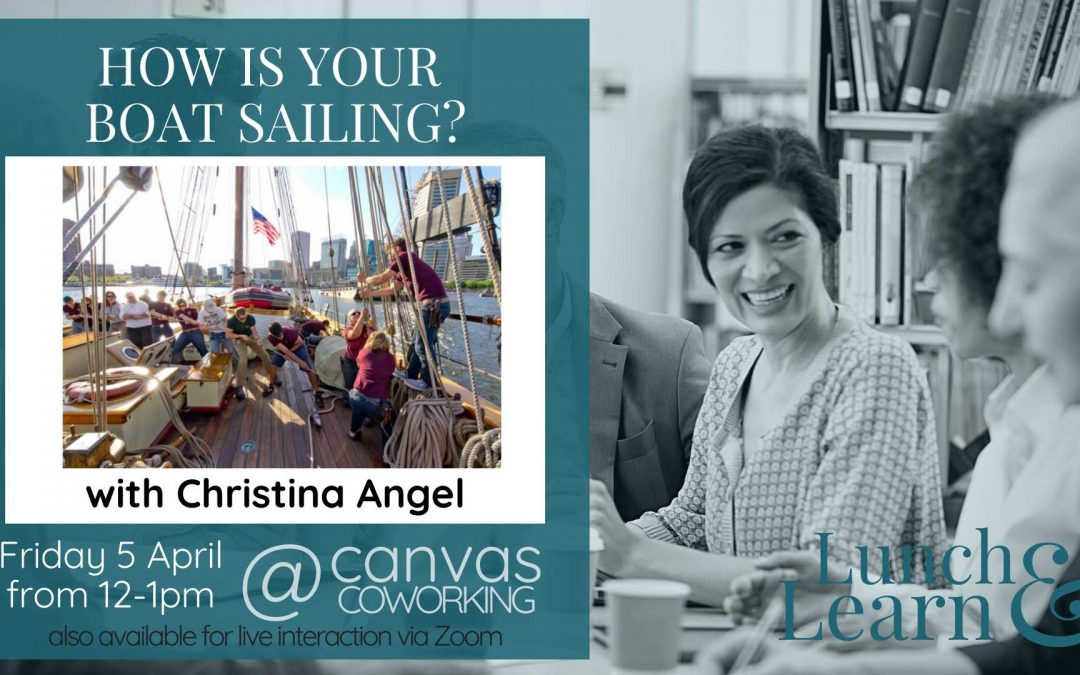 Recording – How is your boat sailing?