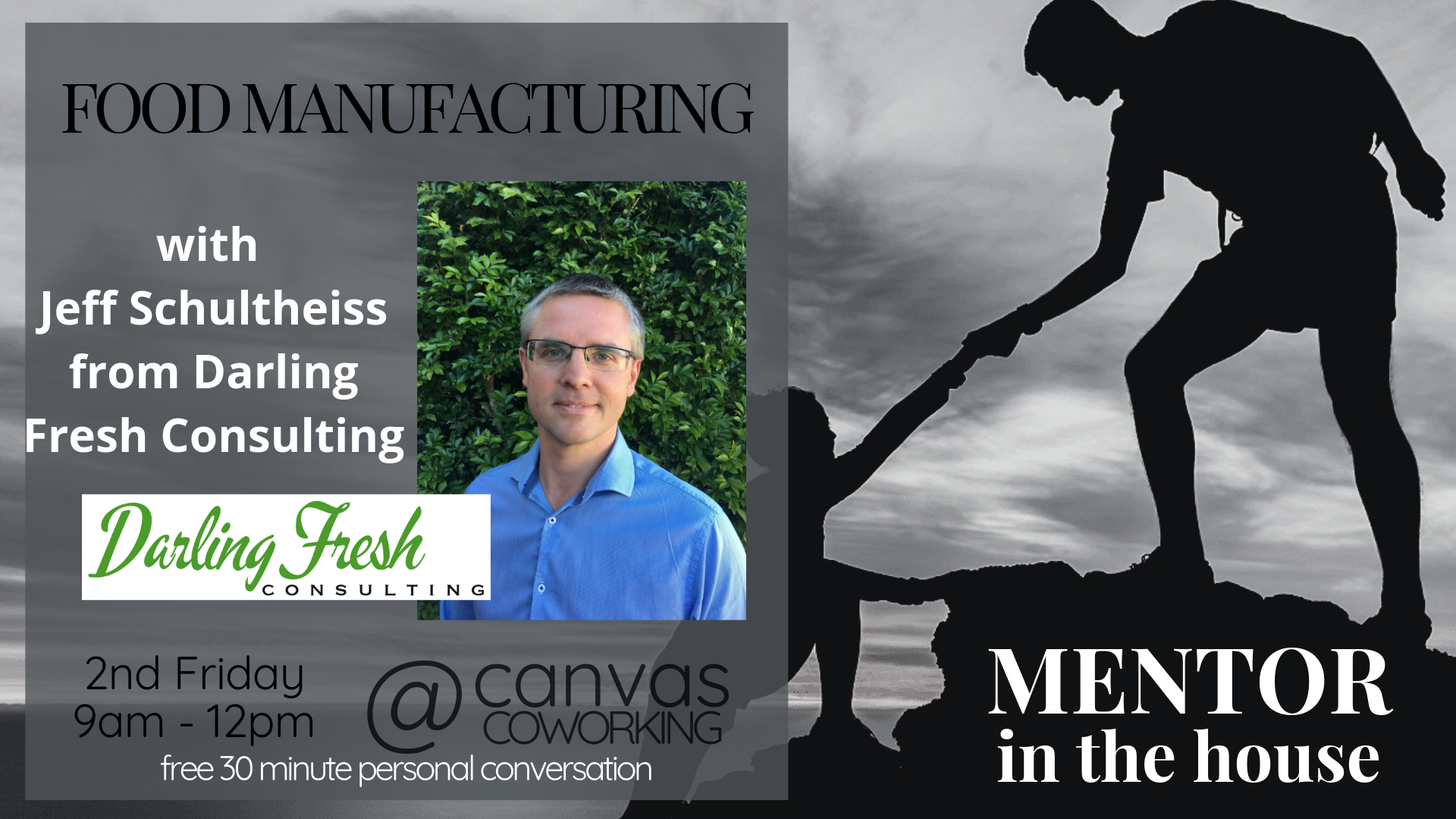 Mentor in the House – Jeff Schultheiss – Food Manufacturing