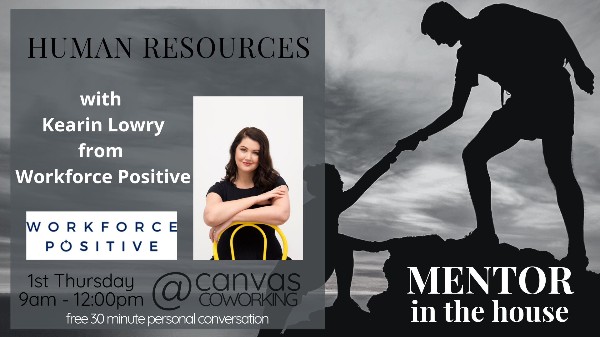 Mentor in the House – Kearin Lowry – Human Resources