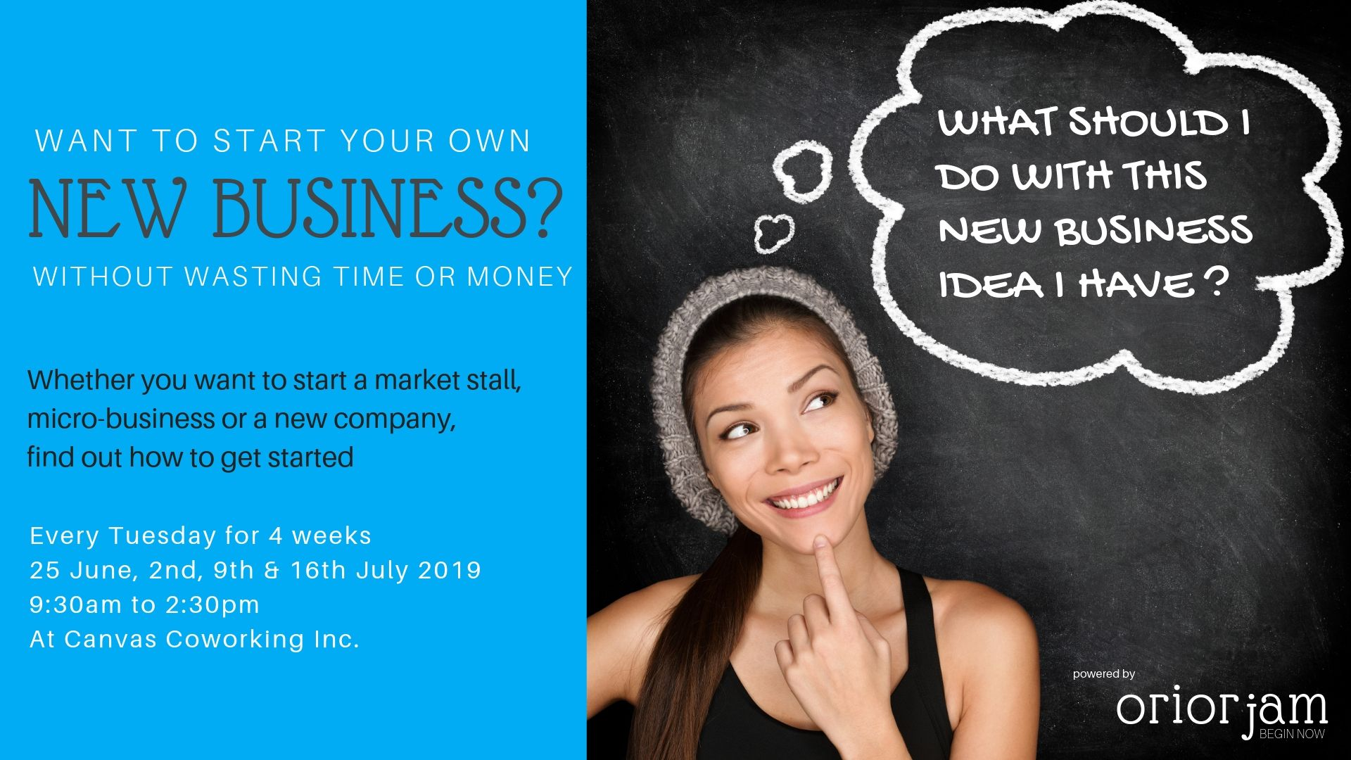 Start Your Own New Business