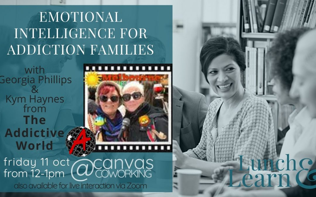 Recording – Emotional Intelligence for Addiction Families