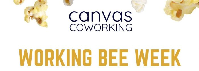 Canvas Coworking Working Bee Week
