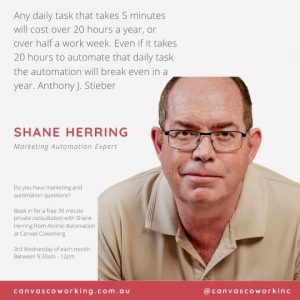 Ask An Expert - Shane Herring - Marketing Automation