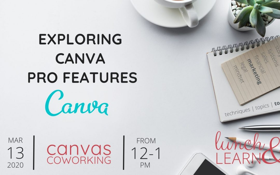 Recording – Exploring Canva Pro Features