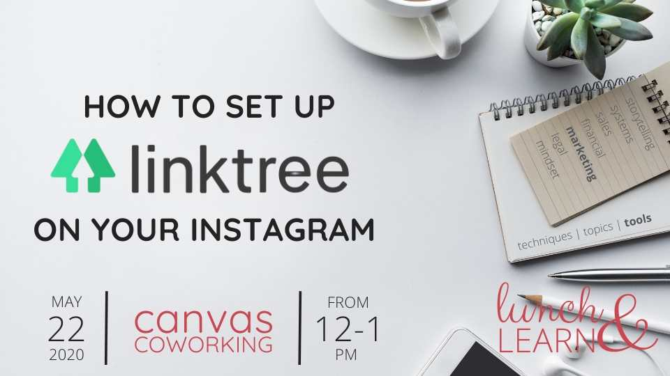 Recording – How to set up Linktree on your Instagram