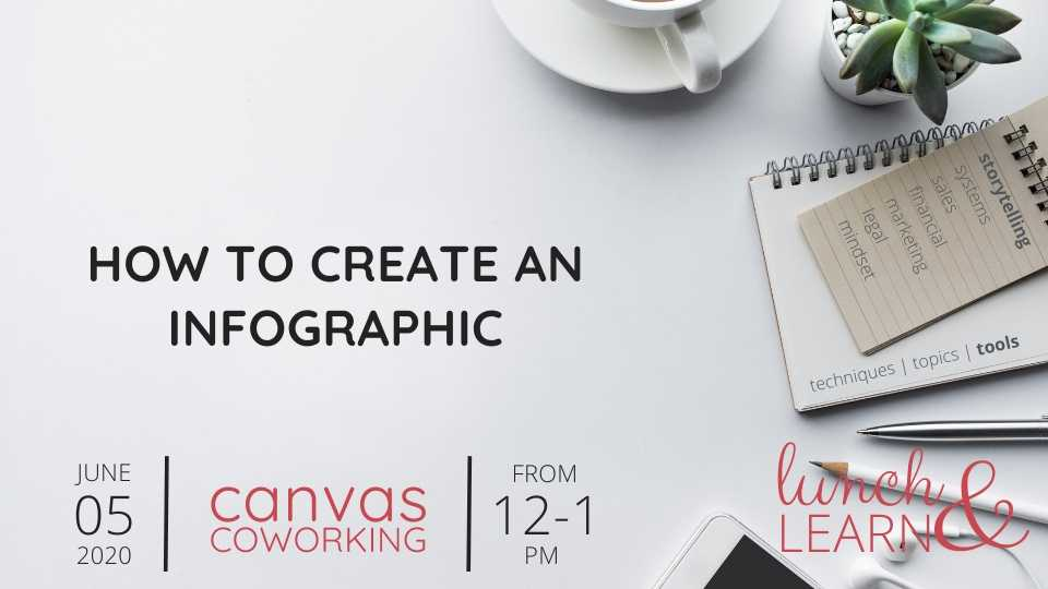 Recording – How to Create an Infographic