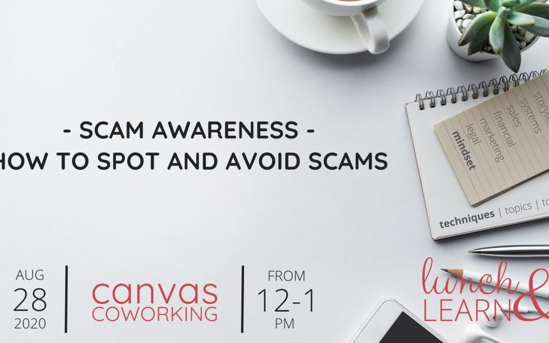 Scam Awareness – How to Spot and Avoid Scams