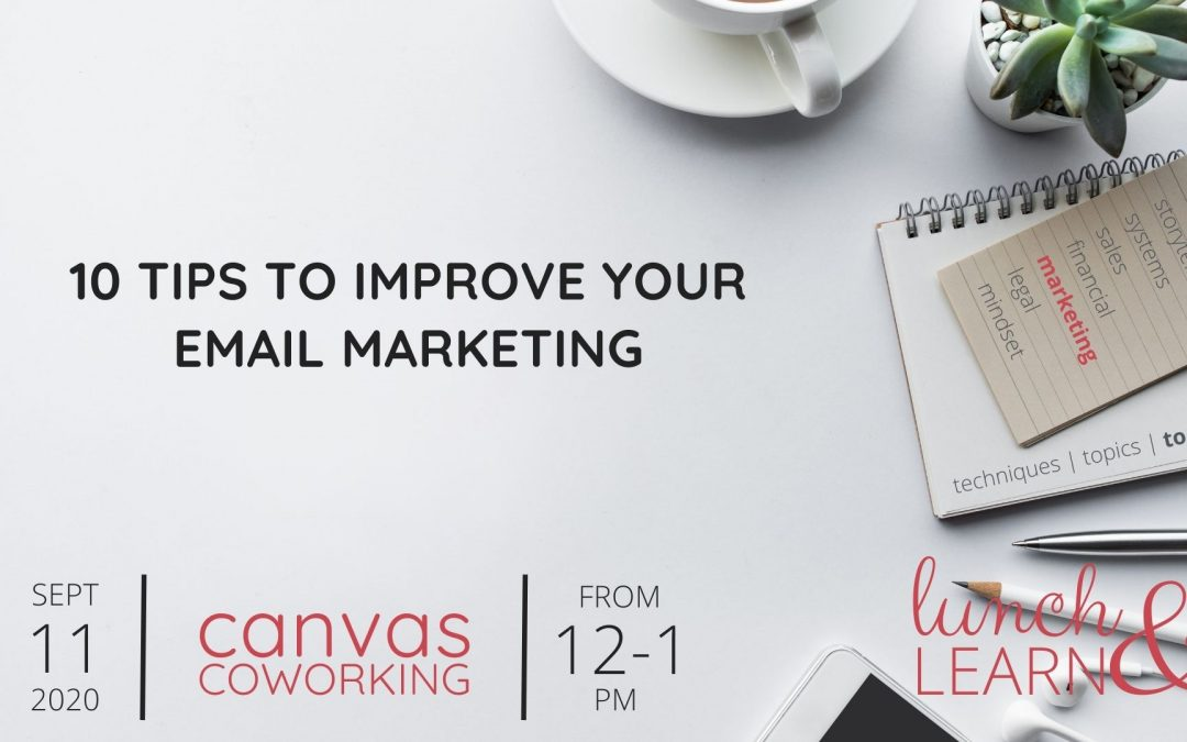 10 Tips to Improve Your Email Marketing