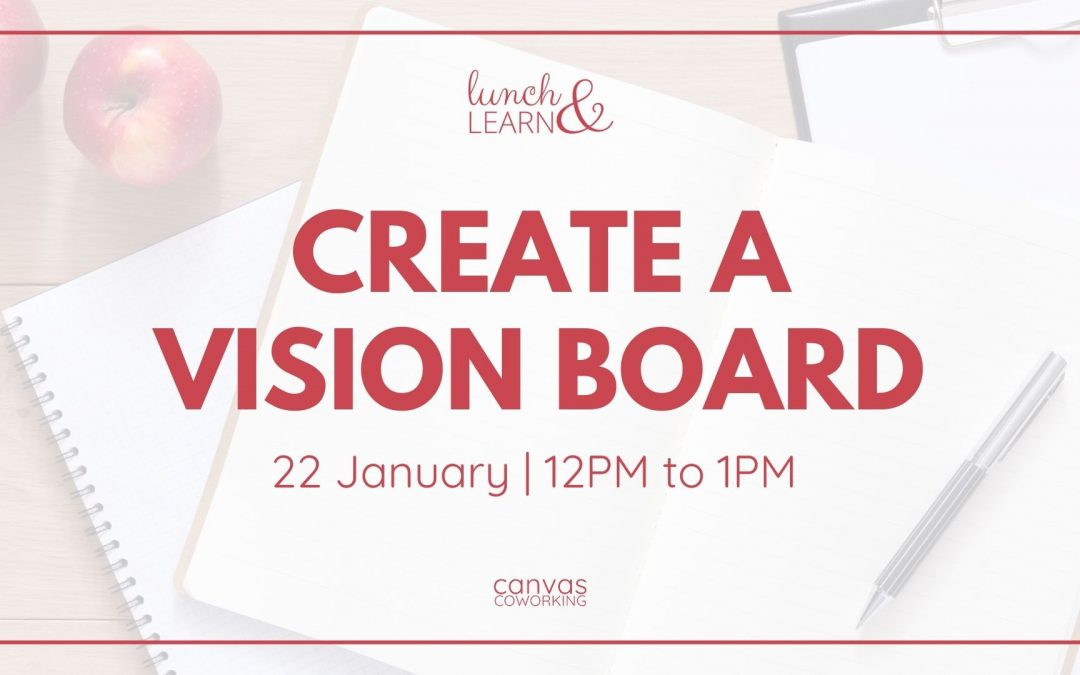 Recording – Create a Vision Board