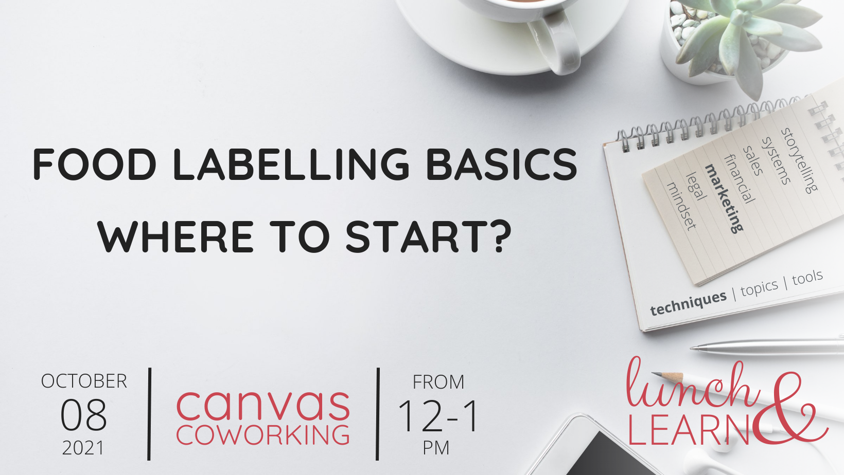 Food Labelling Basics - Where to START?
