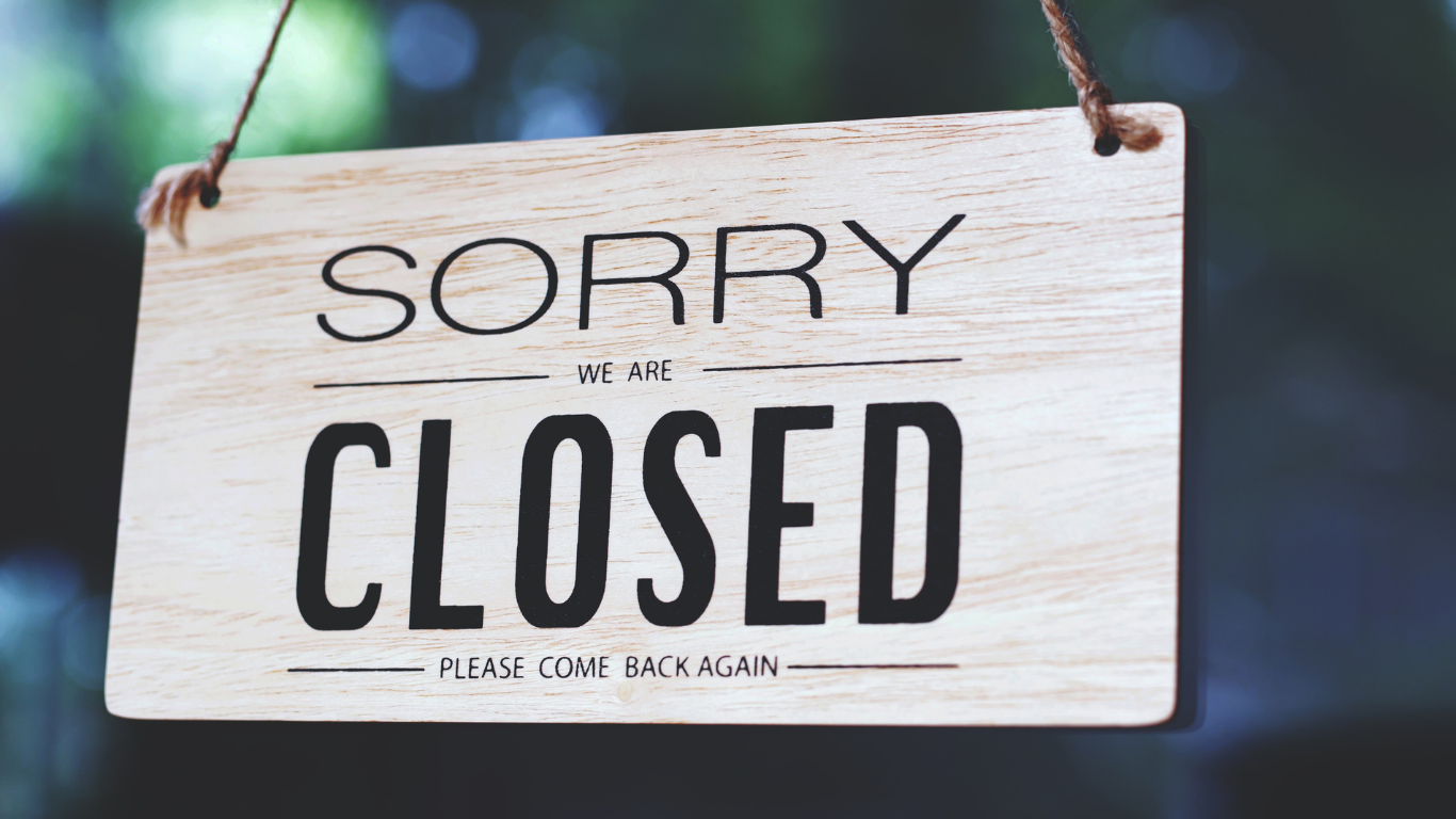 CLOSED FOR TODAY | Queen's Birthday